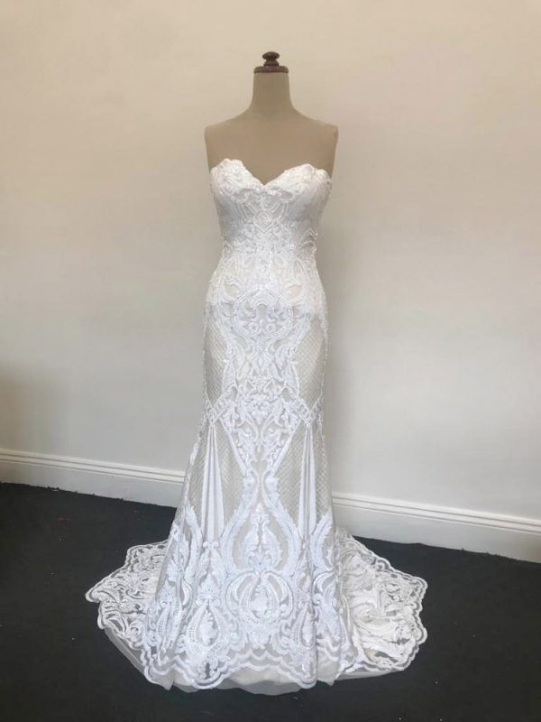 Designer Wedding Gowns Melbourne