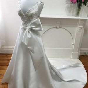 Ready to Wear Bernadette Wedding Gowns Melbourne